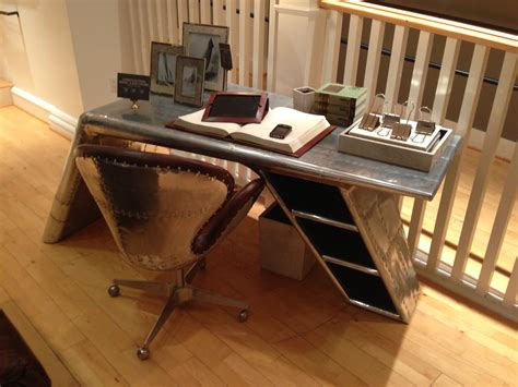 restoration hardware desk restoration hardware aviator desk one of my goals is to own this and the matching arm