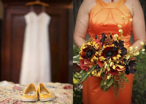 Wedding Bouquet Ideas For Fall by A Diy Fall Wedding The Sweetest Occasion