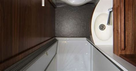 Luxury Bathrooms mercedes benz sprinter van custom bathroom bathroom