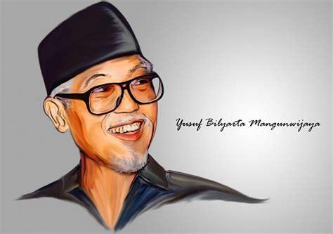 Buku Kumpulan Surat Romo Drijarkara Original romo mangun si pembela wong cilik