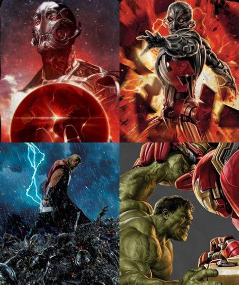 film marvel gagal marvel rilis poster kekuatan ultron di avengers age of