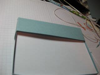 Nns 03 Ns Ribbon Top desktop note holder made with the simply scored scoring