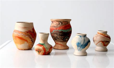 Home Goods Vases Nemadji Pottery A History Lesson Etsy Journal