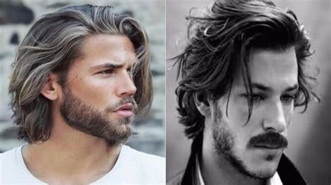 the top 10 most sexiest long hairstyles for men 2018