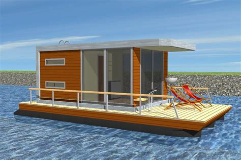 Houseboats Floating Homes Living On Water