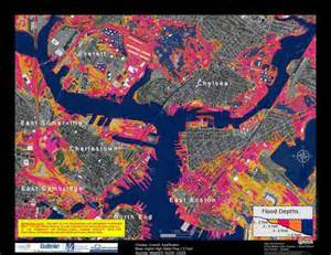 Fema Flood Maps Boston by Activists Warn Of Potential Sea Level Rise Impacts In East