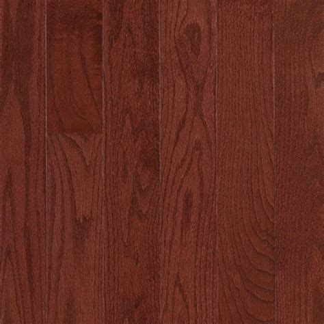 mohawk raymore oak cherry hardwood flooring 5 in x 7 in take home sle un 223822 the
