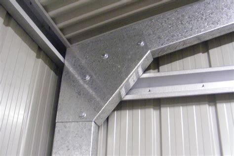 Shed Framing Brackets by Shed Plans Pdf How To Build A Shed Floor With
