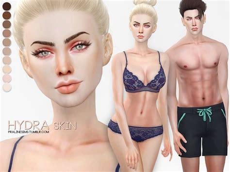 sims 4 cc skin colors pralinesims ps hydra skin