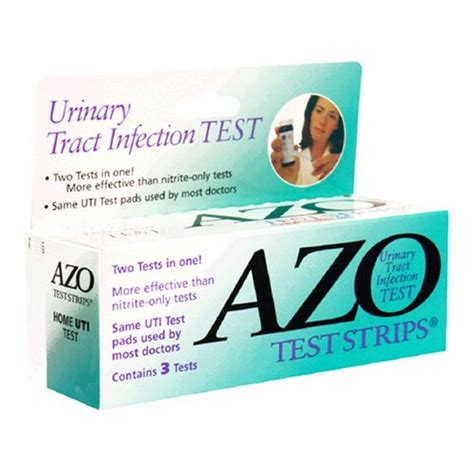 walgreens pharmacy azo urinary tract infection test