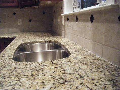 Installing Granite Countertop by How To Install Granite Countertops In Kitchen Dagorlocal