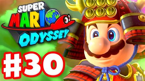 libro super mario odyssey kingdom super mario odyssey gameplay walkthrough part 30 bowser s kingdom 100 nintendo switch