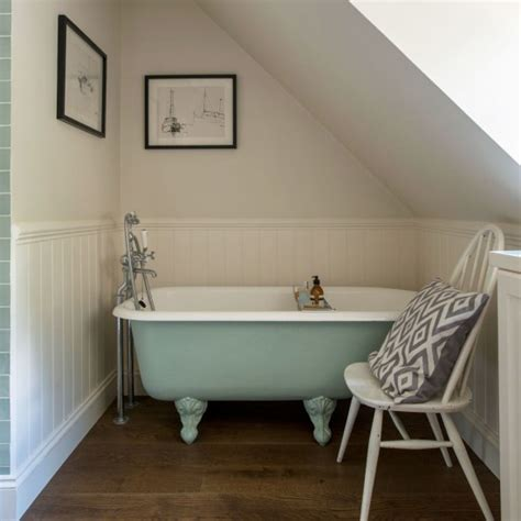 roll top bath and shower small bathroom with roll top bath housetohome co uk