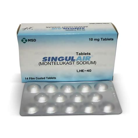 Carbidu 05 Mg 10 Tablet singulair 10mg store in pakistan