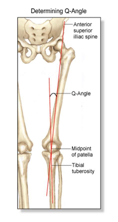L15 Anterior and Medial Thigh at Touro University (NV ... Q Angle Genu Valgum