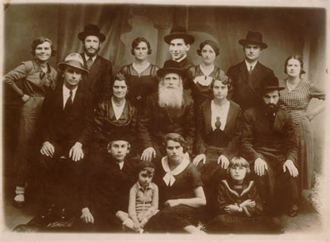 Row Records Family Portrait After The Holocaust Norman Salsitz