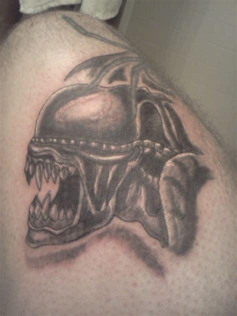 simple alien tattoo 9 simple tattoos
