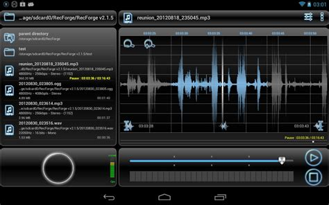 recording app for android best recording apps for android build your song part by part from the vocals to the