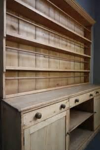 large antique pine kitchen dresser antiques atlas