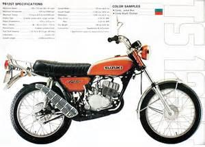 1972 Suzuki Tc 125 Are Suzuki Ts 125 S If Not What Needs T Be