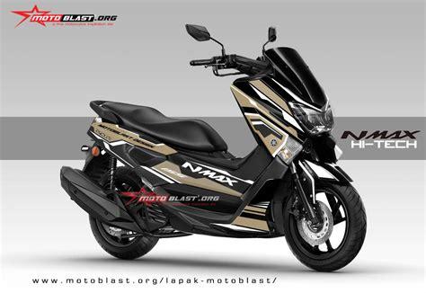 Probolt Gold Yamaha Nmax nmax gold gun metal hitech2 motoblast