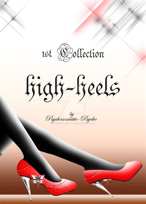 Heels Collection 1 High Heels Collection 1 Cover By Psychosomatic Psyche On