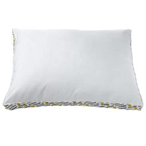 Joe Boxer Pillow by Joe Boxer Sweet Dreamer Ultra Plush Bed Pillow Snooze