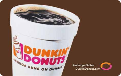 dunkin donuts gift cards review buy discounted promotional offers gift cards no fee - Buy Dunkin Donuts Gift Card