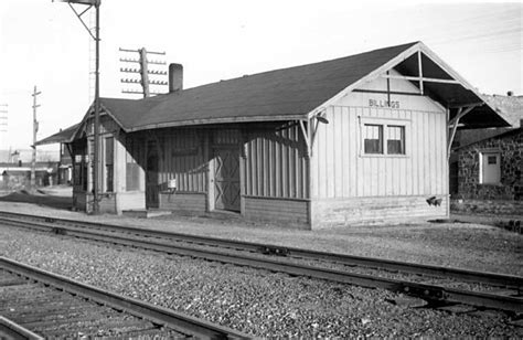 billings missouri depot the frisco a look back at