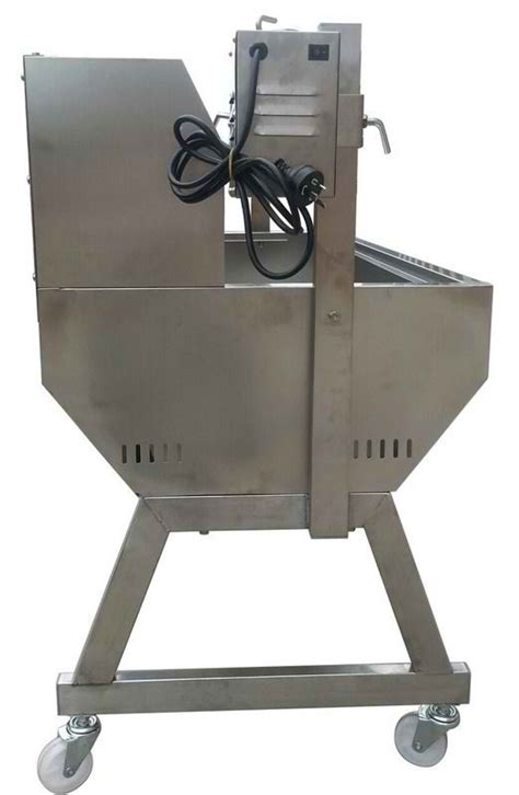 Parutan Steenliss stainless steel spartan spit roaster
