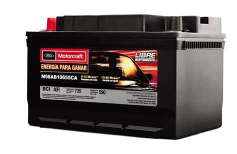 baterias motorcraft colombia