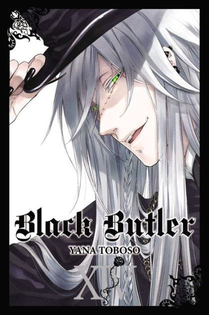 Black Butler Volume 13161717 Yana Toboso black butler volume 14 by yana toboso paperback barnes