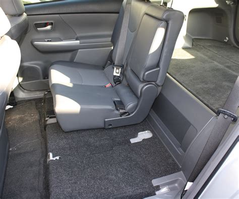 i wanna get you in the back seat windows up how to remove the rear seats from a toyota prius v