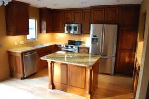 kitchen island in small kitchen designs custom cabinets mn custom kitchen island