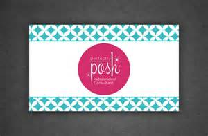 perfectly posh business cards digital perfectly posh business card color by