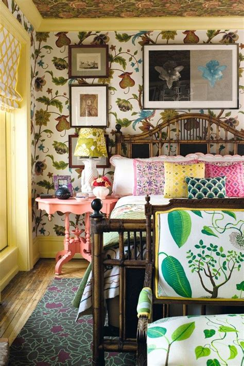 home interior prints how to mix patterns and prints in interiors decorating