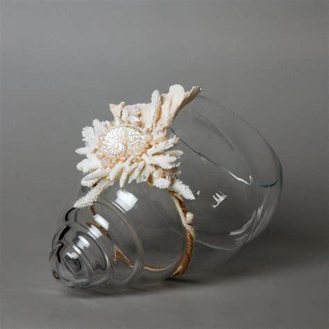 vasi con conchiglie vaso conchiglia con coralli cristina vidolini