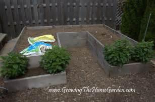 Raised Garden Layout Ideas Garden Plans And Ideas A U Shaped Raised Bed Garden Layout