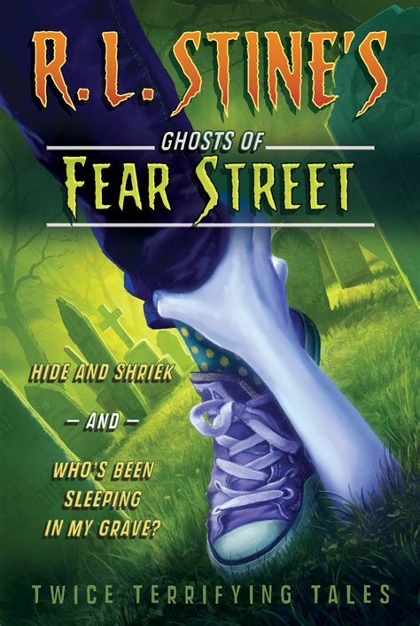 Or Fear No 28 By Rl Stine Buruan Ambil hide and shriek and who s been sleeping in my grave book by r l stine official publisher