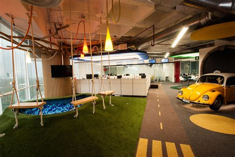 google design room google mexico space archdaily