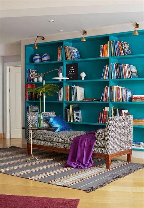 q es estante para libros d 233 cor do dia estante colorida casa vogue d 233 cor do dia