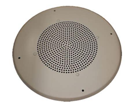valcom vc v 1060a 8in talkback ceiling speaker