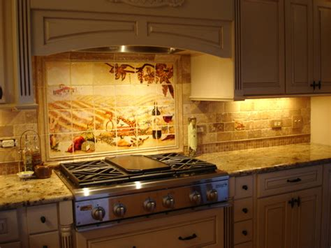 kitchen backsplash exles kitchen backsplash tile mosaic art home design exles