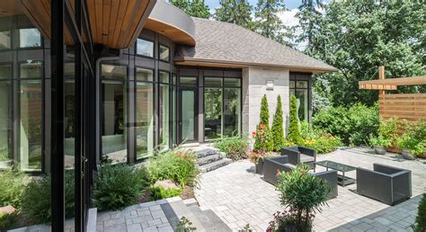 Bungalow Mit Innenhof by Courtyard Bungalow Christopher Simmonds Architect