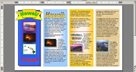 Assignment 1 Tourist Phlet General English Travel Brochure Maker