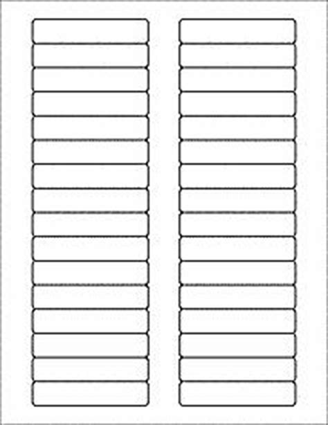 avery 5026 template peel and stick for plant labels and garden markers