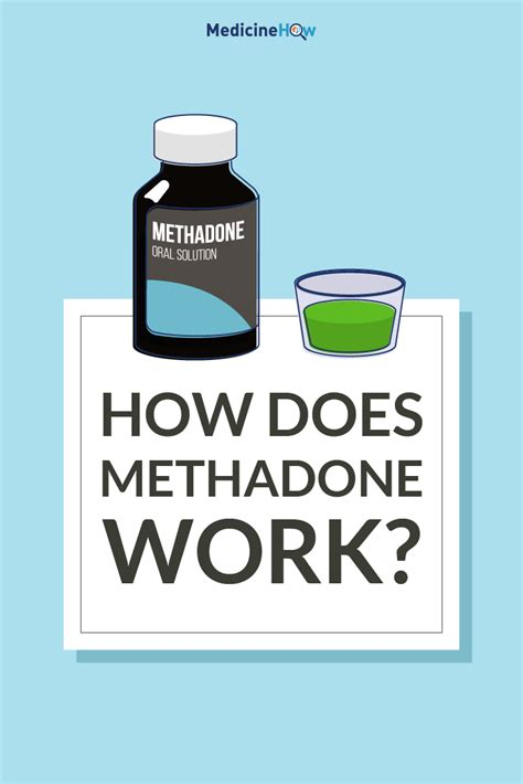 How Does It Take To Detox Methadone by How Does Methadone Work Medicinehow