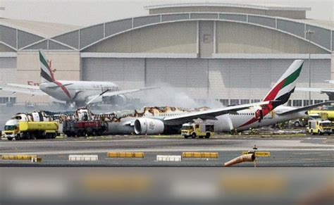 emirates flight 521 how 300 people escaped a fiery crash landing in dubai