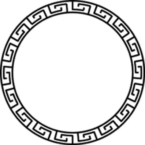 versace pattern png greek key border clip art clipart best