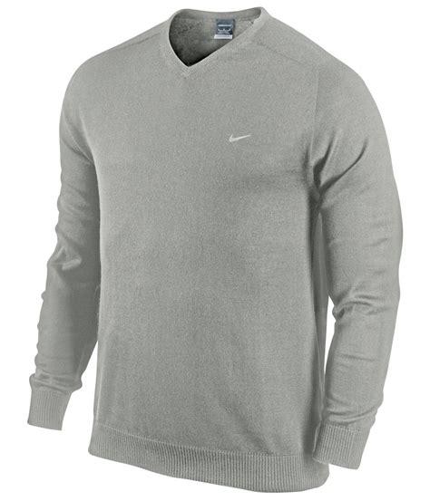 Sweater Pria Sweater O Neck Sweater Nke Sweater Unisex nike mens coolmax merino v neck sweater golfonline